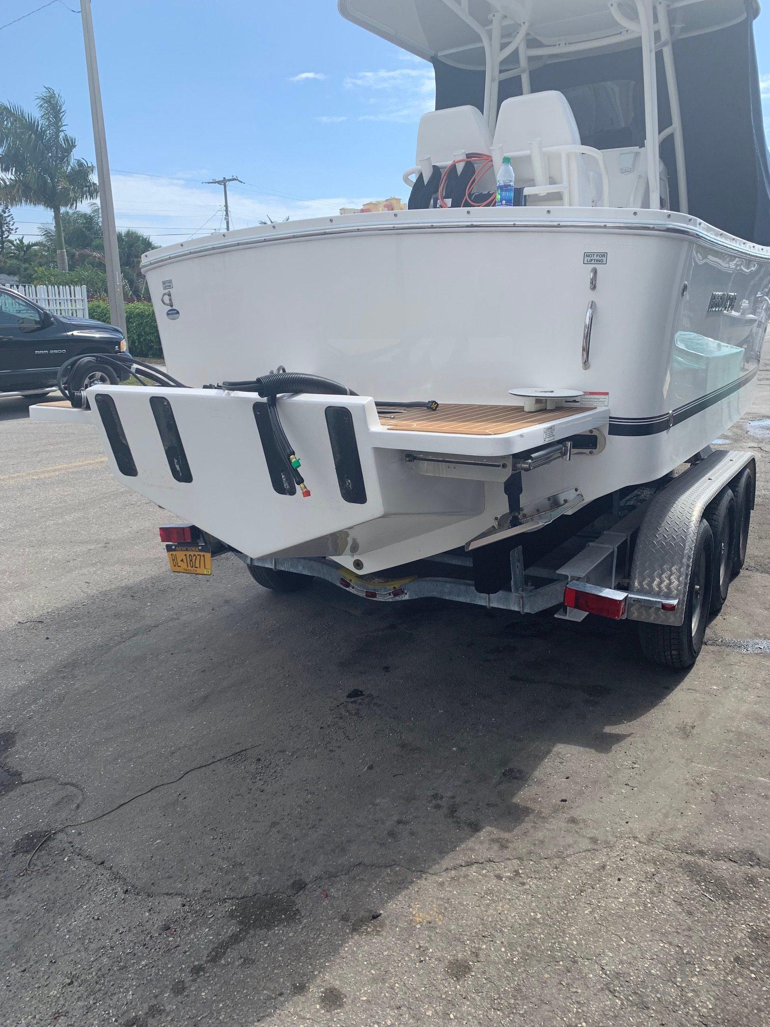 regulator boats