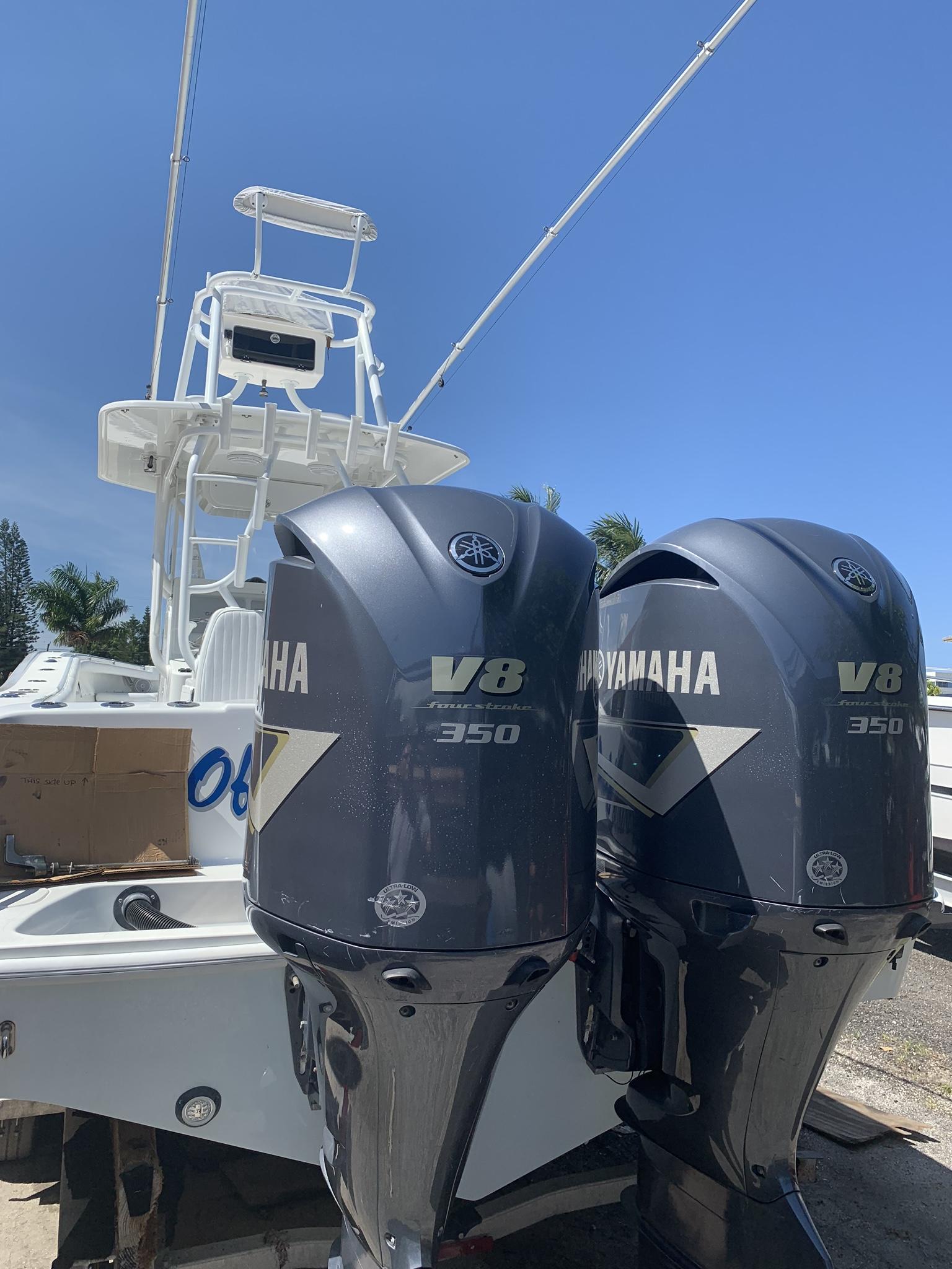 yellowfin repower