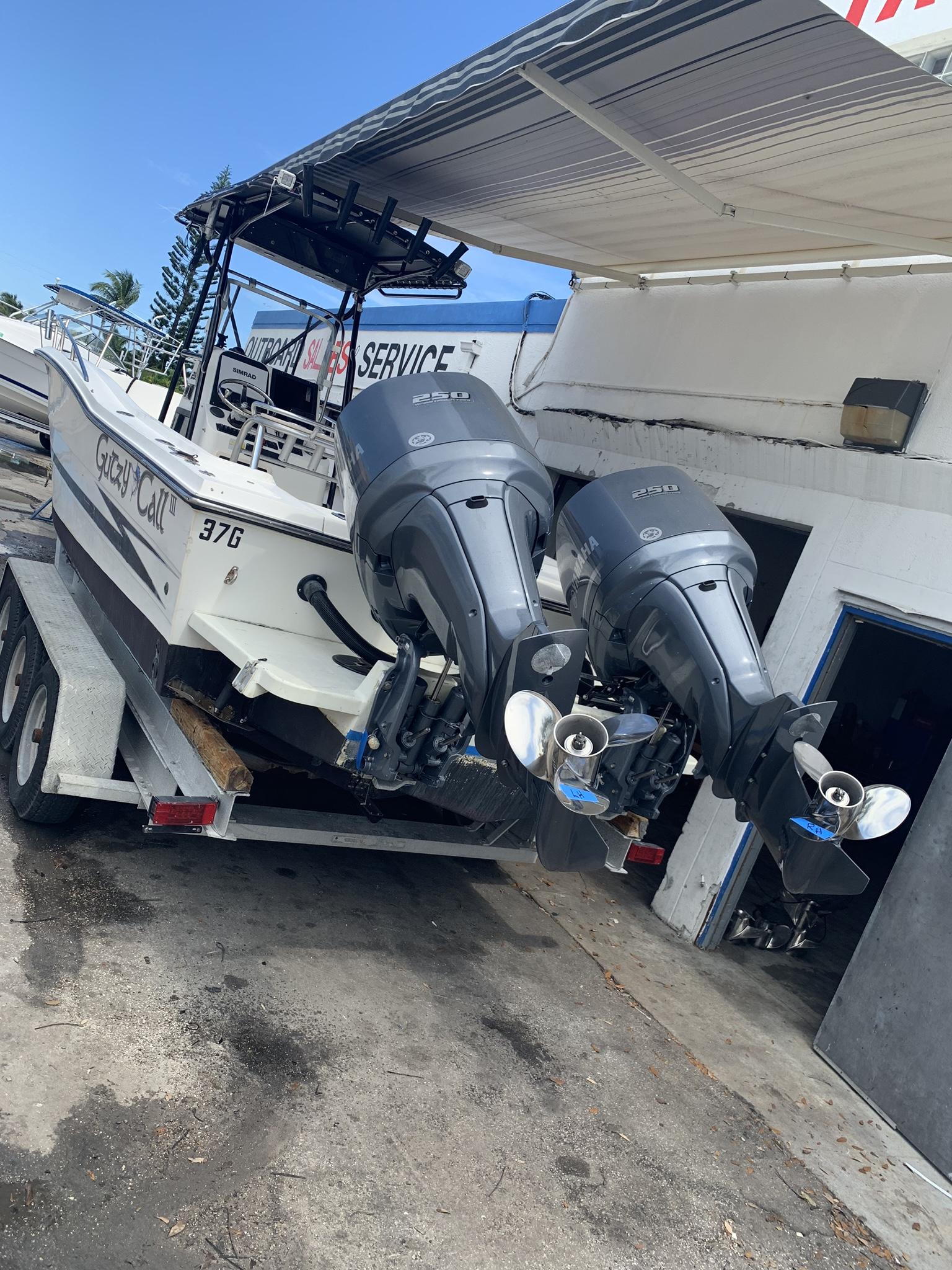 outboard repairs palm beach